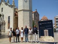 L'Ajuntament formalitza els convenis amb les empreses que col·laboren en els Premis Literaris