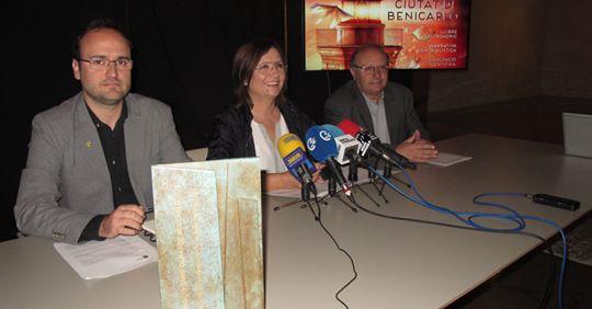 Un palmarés de luxe per a la tercera edició dels Premis Literaris Ciutat de Benicarló