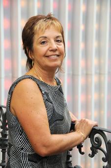 28/10/2009. XXXVIII PREMIS OCTUBRE. XXI Encontre d'escriptors. Margarida Aritzeta, al centre Octubre OCCC de València. Fotos: ©PRATS i CAMPS.